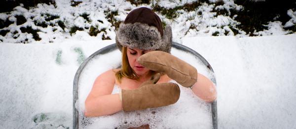 wiejska łaźnia zima-32
